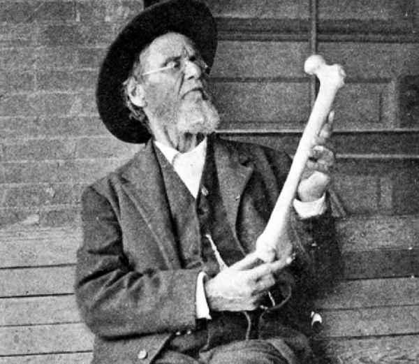 Portrait d'Andrew Taylor Still, créateur de l'ostéopathie